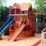 Detské ihrisko do záhrady