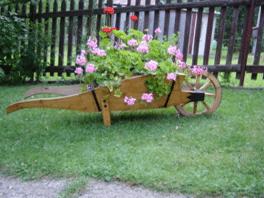Furik do zahrady