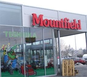 Nábytok Mountfield