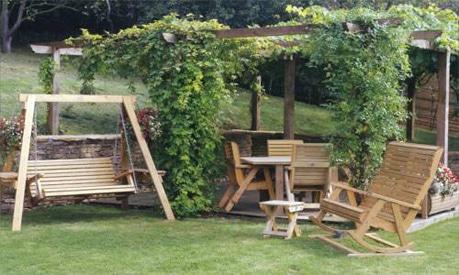 Zahradny nabytok