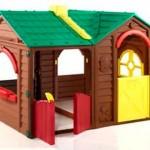 Záhrada pre deti – ihrisko v záhrade