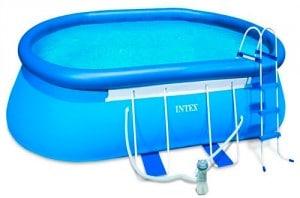 Nafukovací záhradný bazén