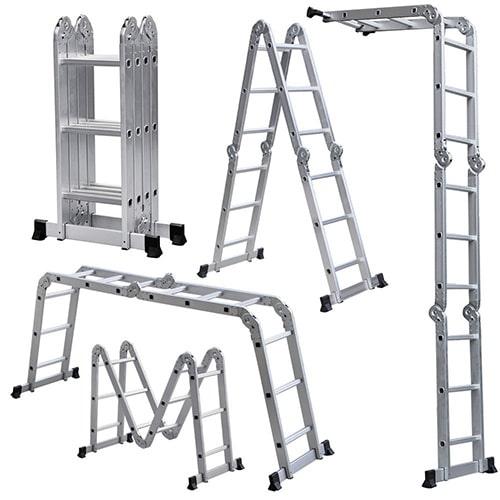 Skladací rebrík