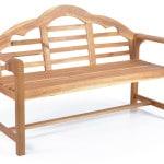 Záhradné lavičky – útulné posedenie do záhrady