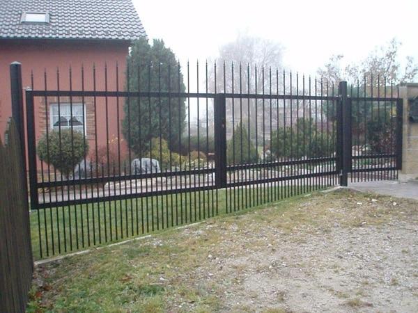 Tyčový plot