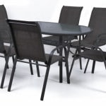 Záhradné posedenie - stôl + stoličky